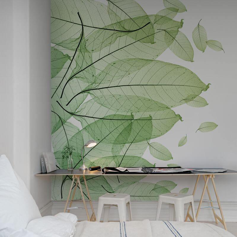 Рисунки на стене природа